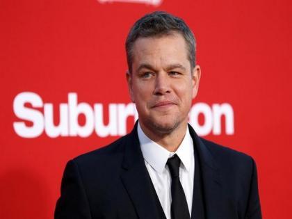 Matt Damon clarifies he never used 'F-slur' following controversial comments   Matt Damon clarifies he never used 'F-slur' following controversial comments