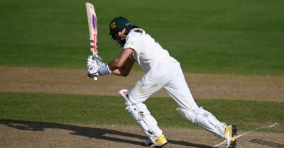 Warm-up: Hameed celebrates England call-up with ton Vs Indians   Warm-up: Hameed celebrates England call-up with ton Vs Indians