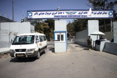 Kabul airport to be ready for int'l flights soon: Official | Kabul airport to be ready for int'l flights soon: Official