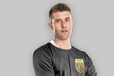 Hyderabad FC sign Spanish defender Gonzalez for upcoming season | Hyderabad FC sign Spanish defender Gonzalez for upcoming season