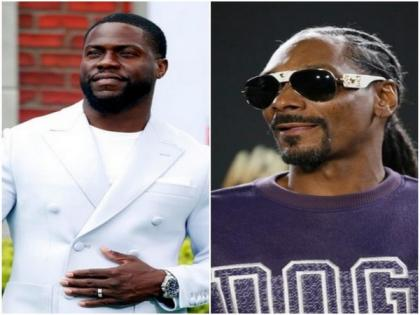 Kevin Hart, Snoop Dogg will be recapping Olympics for Peacock   Kevin Hart, Snoop Dogg will be recapping Olympics for Peacock