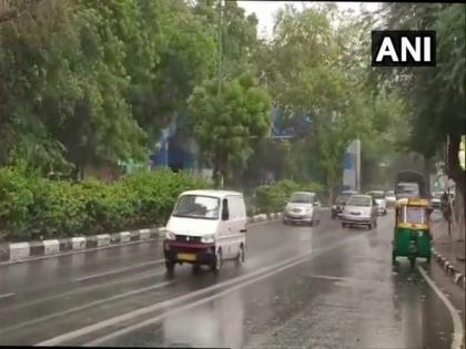 Delhi-NCR to receive thunderstorms, rain during next 2 hours   Delhi-NCR to receive thunderstorms, rain during next 2 hours