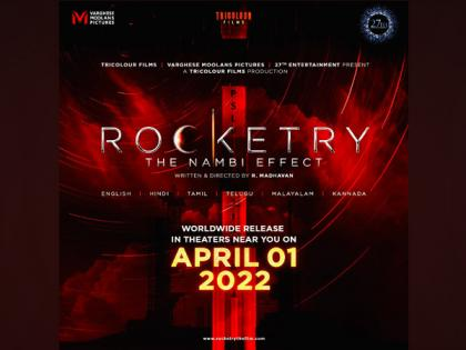 R Madhavan's 'Rocketry: The Nambi Effect' to arrive in April 2022 | R Madhavan's 'Rocketry: The Nambi Effect' to arrive in April 2022