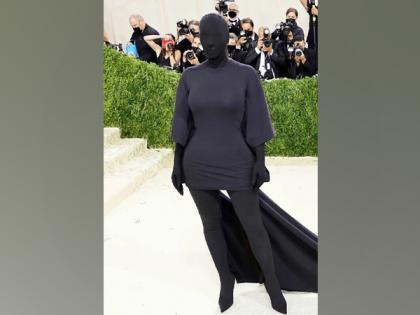Met Gala 2021: Kim Kardashian steals spotlight with her black undercover look   Met Gala 2021: Kim Kardashian steals spotlight with her black undercover look