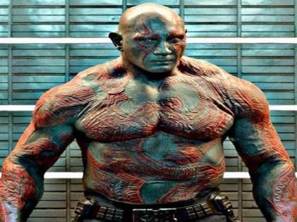 Dave Bautista reveals 'Guardians 3' will be end of his journey as 'Drax the destroyer'   Dave Bautista reveals 'Guardians 3' will be end of his journey as 'Drax the destroyer'
