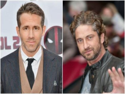 Ryan Reynolds gives epic reply to Gerard Butler's shady comments about his movies | Ryan Reynolds gives epic reply to Gerard Butler's shady comments about his movies