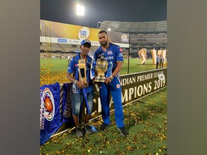 Pollard's father passes away, all-rounder says 'I do know you are in a better place'   Pollard's father passes away, all-rounder says 'I do know you are in a better place'