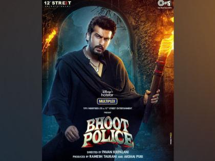 Meet Arjun Kapoor's Chiraunji from 'Bhoot Police'   Meet Arjun Kapoor's Chiraunji from 'Bhoot Police'