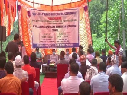 J-K: Poonch administration organises 'darbar' to address issues of mining   J-K: Poonch administration organises 'darbar' to address issues of mining