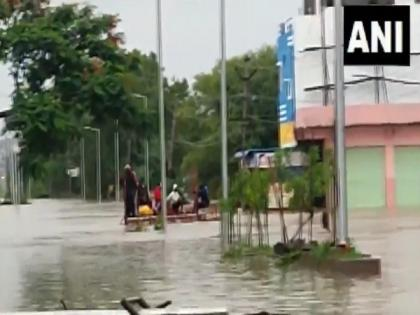 Telangana flood: CM instructs officials to take preventative measures on war footing   Telangana flood: CM instructs officials to take preventative measures on war footing