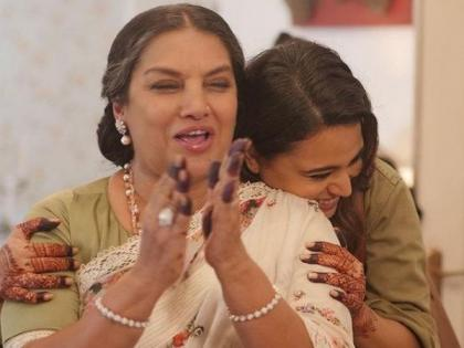 Swara Bhasker fangirls over Shabana Azmi in latest post   Swara Bhasker fangirls over Shabana Azmi in latest post