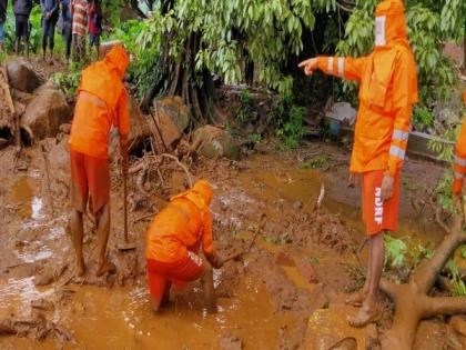 Maharashtra floods: 34 NDRF teams engaged in rescue ops; BMC sends two teams to Raigad, Kolhapur   Maharashtra floods: 34 NDRF teams engaged in rescue ops; BMC sends two teams to Raigad, Kolhapur