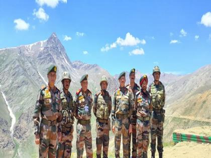 CDS Gen Bipin Rawat visits Dras sector along LoC to review security situation, operational preparedness | CDS Gen Bipin Rawat visits Dras sector along LoC to review security situation, operational preparedness