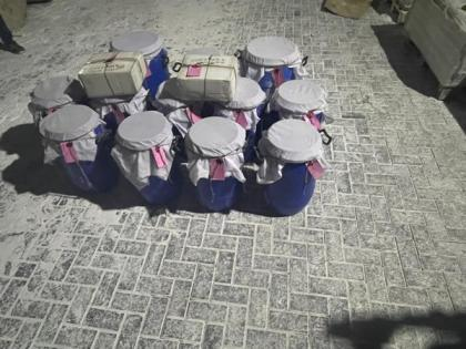 Heroin worth over Rs 2,000 cr seized in Mumbai | Heroin worth over Rs 2,000 cr seized in Mumbai