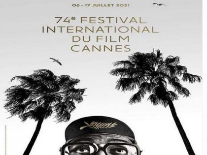 Spike Lee graces Cannes Film Festival 2021 poster   Spike Lee graces Cannes Film Festival 2021 poster