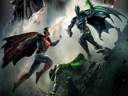 DC sets cast for 'Injustice' animated film | DC sets cast for 'Injustice' animated film