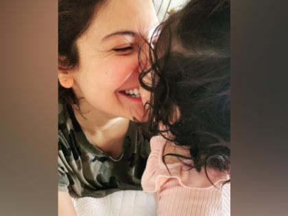 Anushka Sharma's sweetest Durga Ashtami post for daughter Vamika | Anushka Sharma's sweetest Durga Ashtami post for daughter Vamika