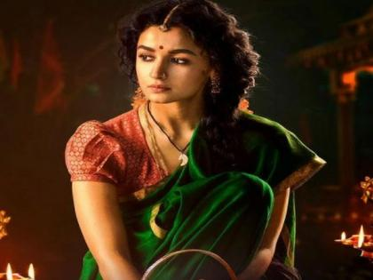 Alia Bhatt joins 'RRR' shoot   Alia Bhatt joins 'RRR' shoot