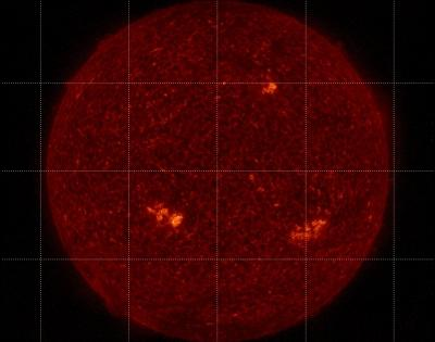 AI helping researchers improve solar data from the Sun | AI helping researchers improve solar data from the Sun