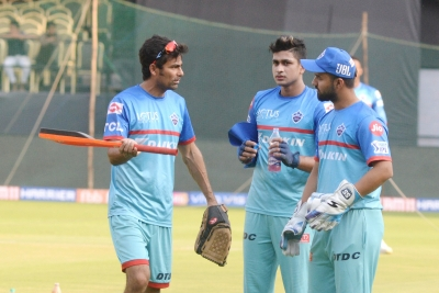 Opening match against SRH to set tone for table-toppers Delhi Capitals: Kaif   Opening match against SRH to set tone for table-toppers Delhi Capitals: Kaif