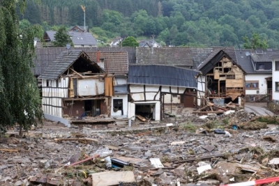Germany to pay rapid emergency aid for flood victims | Germany to pay rapid emergency aid for flood victims