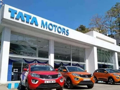 Tata Motors launches 'Dark' range of vehicles | Tata Motors launches 'Dark' range of vehicles