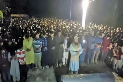 Has Kashmir cop's killing on September 12 triggered a mass upsurge against militancy? | Has Kashmir cop's killing on September 12 triggered a mass upsurge against militancy?