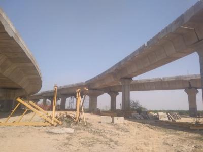 Gurugram: Construction work speeds up for Atul Kataria Chowk flyover | Gurugram: Construction work speeds up for Atul Kataria Chowk flyover