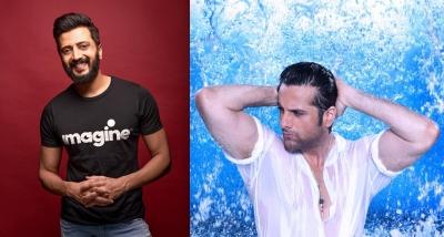 Riteish Deshmukh, Fardeen Khan team up for 'Visfot'   Riteish Deshmukh, Fardeen Khan team up for 'Visfot'