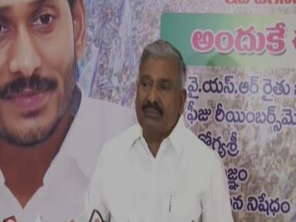 Tirupati LS by-poll: YSRCP rubbishes allegations of bogus voting, calls Chandrababu Naidu a liar | Tirupati LS by-poll: YSRCP rubbishes allegations of bogus voting, calls Chandrababu Naidu a liar