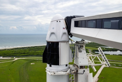 SpaceX finally prepares to send 1st all-civilian crew into orbit   SpaceX finally prepares to send 1st all-civilian crew into orbit