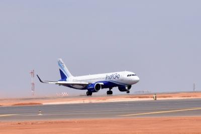 IndiGo commences Darbhanga flight operations   IndiGo commences Darbhanga flight operations