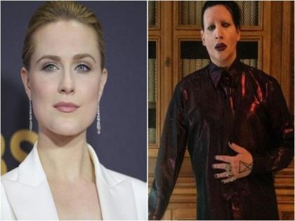 CAA drops Marilyn Manson amid Evan Rachel Wood abuse allegations | CAA drops Marilyn Manson amid Evan Rachel Wood abuse allegations