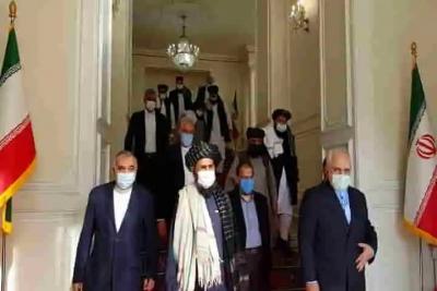 Taliban asks Iran to facilitate Afghan dry fruits export to India via Chabahar | Taliban asks Iran to facilitate Afghan dry fruits export to India via Chabahar