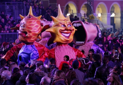 French Interior Ministry condemns unauthorised carnival   French Interior Ministry condemns unauthorised carnival