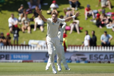 Southee optimistic about New Zealand's chances on final day | Southee optimistic about New Zealand's chances on final day