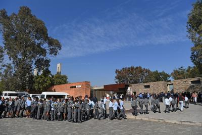 S.African schools ready to reopen: Minister   S.African schools ready to reopen: Minister