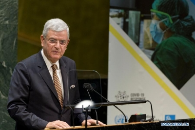 Corruption shouldn't be allowed to continue unchecked: Bozkir   Corruption shouldn't be allowed to continue unchecked: Bozkir