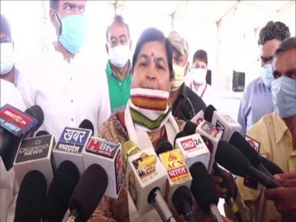 'Perform yagna, COVID third wave won't touch India': MP Minister Usha Thakur   'Perform yagna, COVID third wave won't touch India': MP Minister Usha Thakur