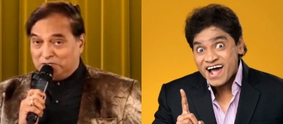 Johnny Lever is smiling because comedy is now serious business | Johnny Lever is smiling because comedy is now serious business