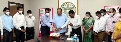 Covid vaccination: Telangana crosses 2 cr doses mark | Covid vaccination: Telangana crosses 2 cr doses mark