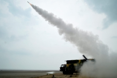 India successfully flight-tests new generation Akash Missile | India successfully flight-tests new generation Akash Missile