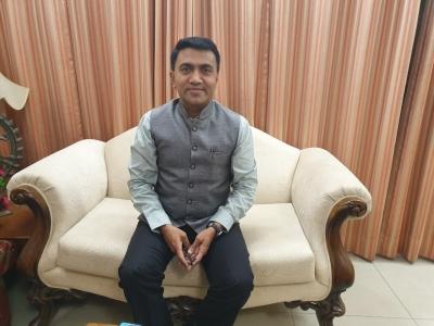 Fadnavis' vast experience will help BJP win Goa polls: CM | Fadnavis' vast experience will help BJP win Goa polls: CM