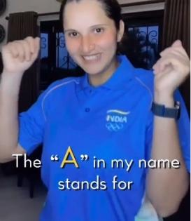 Sania Mirza's dance video ruling the internet | Sania Mirza's dance video ruling the internet
