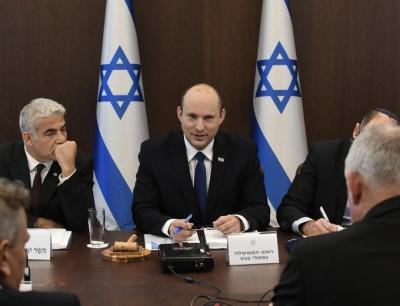 Israeli PM blames Iran for drone attack on oil tanker   Israeli PM blames Iran for drone attack on oil tanker