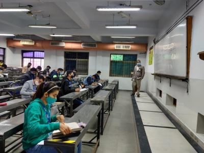 Yogi govt urged to allow coaching institutes to reopen | Yogi govt urged to allow coaching institutes to reopen