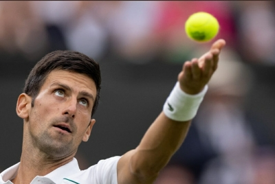 Shapovalov was probably the better player: Djokovic | Shapovalov was probably the better player: Djokovic