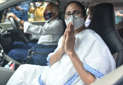 Everyone must work together to save democracy: Mamata   Everyone must work together to save democracy: Mamata