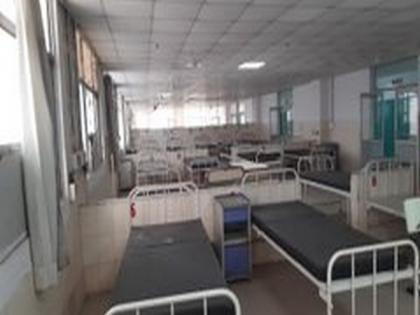 Army's Western Command setting up 100-bed COVID hospital in Faridabad   Army's Western Command setting up 100-bed COVID hospital in Faridabad