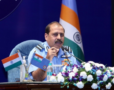 IAF chief Bhadauria tells commanders to be vigilant | IAF chief Bhadauria tells commanders to be vigilant